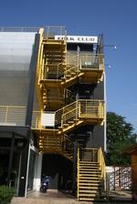 изработване на противопожарно стълбище по поръчка