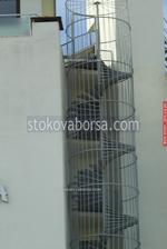 фирма за външни метални стълби