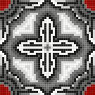 Фигурални мозайки за облицоване на стени