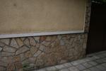 оградна облицовка с гнайс