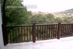 букови дървени парапети за тераси