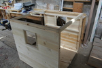 Проектиране на дървени будки по поръчка