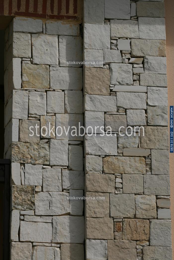 Изкуствени камъни за декоративни облицовки